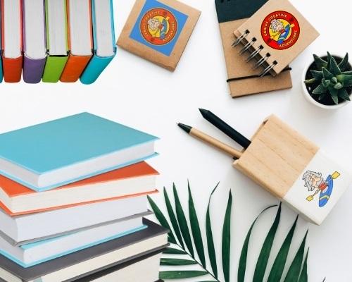 Books + Paper