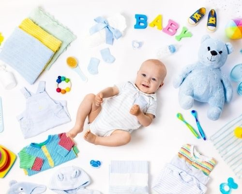 Baby Gifts + Accessories